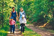 Gesundheitsurlaub im Bayerischen Wald